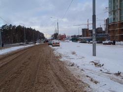 Татьяна Витушева рассказала о состоянии Красногорских дорог.